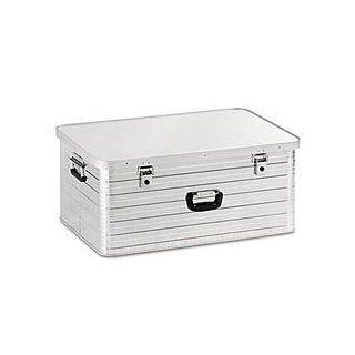 Enders 3910 Aluminiumbox 130 Liter Volumen 80.5 x 54.3 x 36.4 cm: Garten