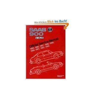 SAAB 900 16 Valve Official Service Manual 1985 1993 Including 1994 Convertible Bentley Publishers Fremdsprachige Bücher