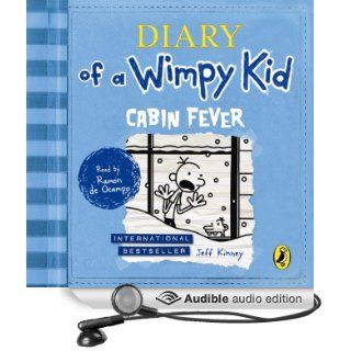 Diary of a Wimpy Kid Cabin Fever Book 6 (Audible Audio Edition) Jeff Kinney, Ramon de Ocampo Books