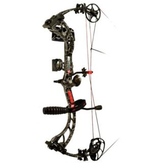 PSE Brute X Compound Bow Package 70 lbs. RH Skullworks 612249
