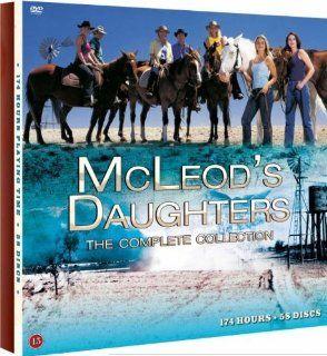 McLeods T�chter / McLeod's Daughters   Complete Series   58 DVD Box Set McLeod's Daughters The Complete Collection Ep. 1 224 D�nische Import John Jarratt, Marshall Napier, John Stanton, Richard Wilson, Chris Haywood, Tara Morice, Genevieve Picot,