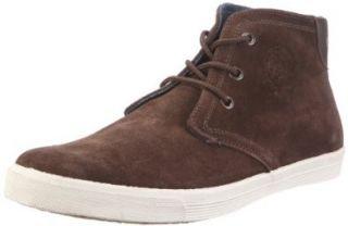 Pepe Jeans London Heron HR 242 B, Herren Sneaker, Braun (dk. Brown), EU 45 Schuhe & Handtaschen