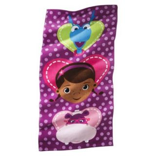 Disney® Doc McStuffins Beach Towel   1 pack