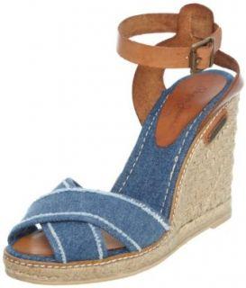 Pepe Jeans London SAR 251 A, Damen Fashion Sandalen Schuhe & Handtaschen