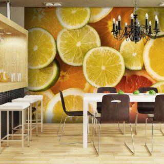 Vlies Tapete  Top  Fototapete  Wandbilder XXL  350x270 cm   K�che 100408 15 Küche & Haushalt