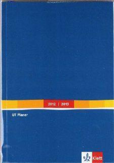 Unterrichts  und Terminplaner 2012/2013: C5 Kalender: Bücher
