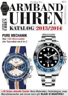 Armbanduhren Katalog 2013/2014 Peter Braun Bücher