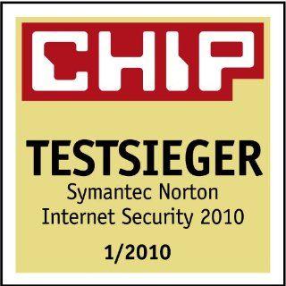 Norton Internet Security 2010   2 PC Software