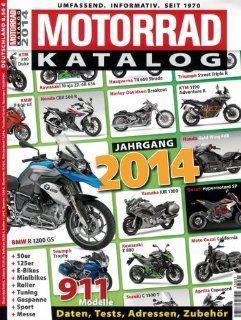 Motorrad Katalog 2014 Bücher