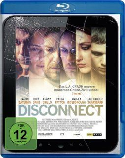 Disconnect [Blu ray]: Jason Bateman, Hope Davis, Frank Grillo, Michael Nyqvist, Paula Patton, Alexander Skarsgard, Haley Ramm, Colin Ford, Henry Alex Rubin: DVD & Blu ray