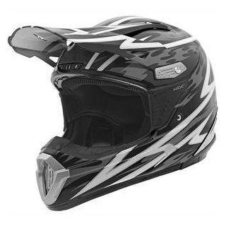 KBC PRO X Backfire Helmet   Medium/Black/Grey Automotive