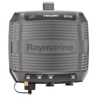 Raymarine SR150 SiriusXM Weather And Satellite Radio Receiver 760066