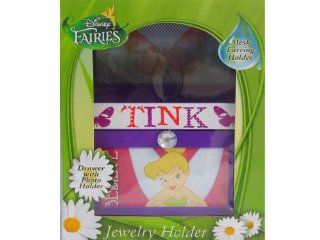 Disney Fairies Tinkerbell Tink Jewelry Holder   Jewelry Boxes