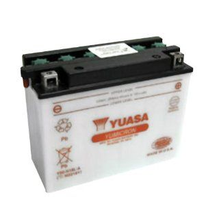 Yuasa Y50 N18L A YuMicron Battery for 1978 1999 Yamaha Virago Models: Automotive