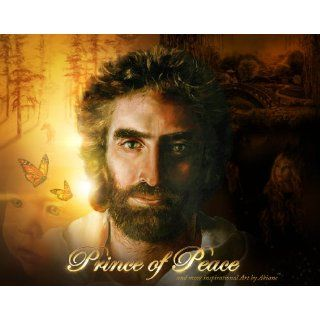 "Jesus ""Prince of Peace"" 2013 Wall Calendar ~ Art by Akiane ~  Akiane Kramarik Prints"