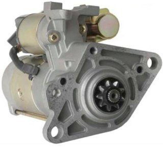 New Starter Mitsubishi Fuso Truck Fe Fg 3.9L 4D34 2AT 4D34 3AT engine 1996 1997 1998 1999 2000 2001 2002 2003 2004 Automotive