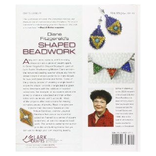 Diane Fitzgerald's Shaped Beadwork: Dimensional Jewelry with Peyote Stitch (Beadweaving Master Class Series): Diane Fitzgerald: 9781600592775: Books