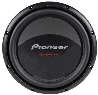 """Brand New Pioneer Champion TS W309D4 12"""" 1400 Watt Peak / 400 Watt RMS Dual 4 Ohm Car Subwoofer With large double stacked high energy magnets  Vehicle Subwoofer Systems"""