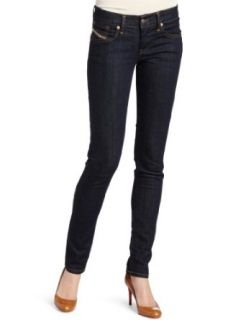 Diesel Women's Getlegg Slim Fit Jean, Denim, 29 at  Women�s Clothing store: