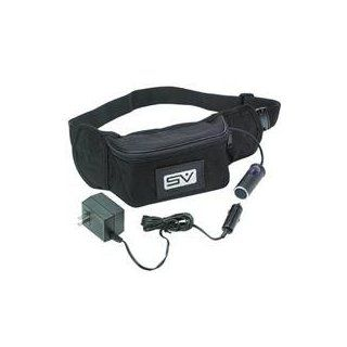 Smith Victor 12 Volt Battery in a Fanny Pack with Adjustable Waist Belt, with Charger. Camera & Photo