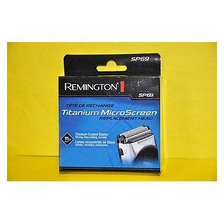 Remington SP 69 MS2 Foil Screen & Cutter Blade Head Health & Personal Care