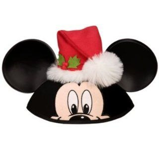 /Disney Parks Christmas/Santa Claus Mickey Mouse Ears Hat (One Size) Toys & Games