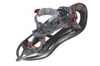 TSL Outdoor EXP325 BLACK Explore Easy Composite Advanced Hourglass Snowshoes : Sports & Outdoors