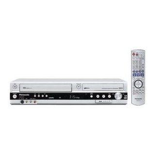 Panasonic DMR ES46VS VHS / DVD Recorder Silver Electronics