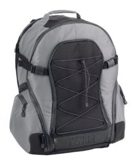Tenba 632 322 Shootout Large Backpack (Silver/Black)  Laptop Computer Backpacks  Camera & Photo