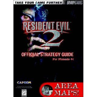 Resident Evil 2 Official Strategy Guide (Brady Games) BradyGames 9781566869584 Books