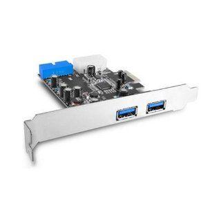 Vantec UGT PC345 4 Port SuperSpeed USB3.0 PCIe Host Card: Computers & Accessories