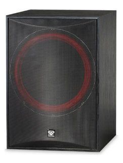 "Cerwin Vega CLS 12S 12"" Powered Subwoofer (Discontinued by Manufacturer) Electronics"