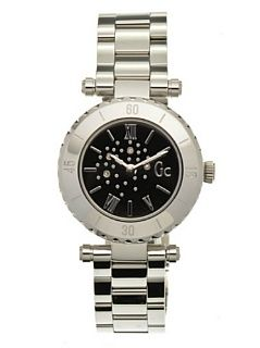 Original Guess Collection Ladies Mini Chic Watch (X70106L1S): Watches