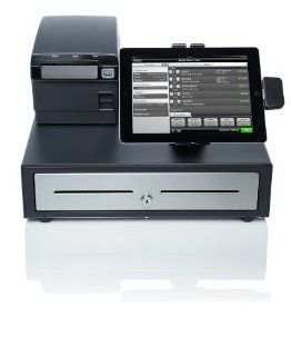 NCR Silver POS Cash Register System for iPad or iPhone   mobile point of sale : Electronic Cash Registers : Electronics