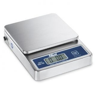 Edlund DS 10 DS Series Digital S/S 160 oz Portion Control Scale Industrial & Scientific