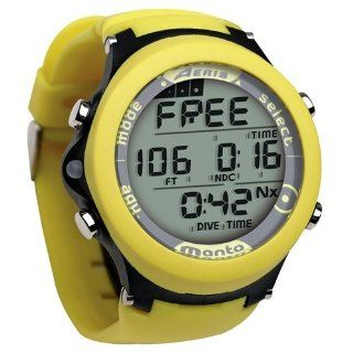 Dive watch review on popscreen - Aeris manta dive computer ...