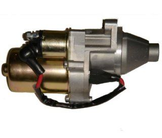 NEW HONDA GX390 STARTER MOTOR WITH SOLENOID FITS 13hp GX 390 ENGINE & GENERATOR  Lawn Mower Air Filters  Patio, Lawn & Garden