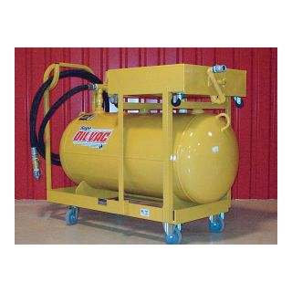 Sage Oil Vac Fluid Recovery System — 60 Gallons, Model# 30070V  Oil Extractors