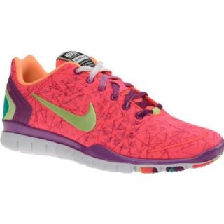 Nike Trainers Shoes Womens Free Tr Fit 2 E Shocking Pink: Shoes