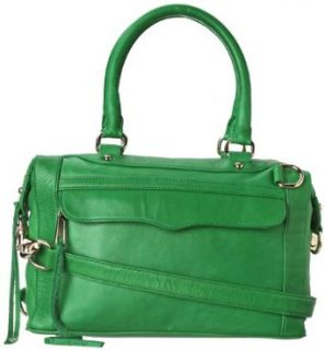 Rebecca Minkoff Mab Mini H403I001 Shoulder Bag,Green,One Size: Clothing