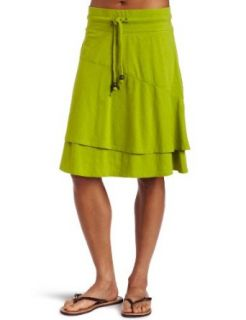 prAna Women's Tammy Skirt, Citron, X Small : Athletic Skirts : Sports & Outdoors