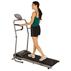 Progear 350 Space Power Walking Electric Treadmill With Heart Pulse Sensors
