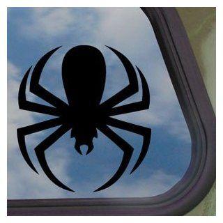 Spiderman Spider Black Decal Car Truck Window Sticker   Automotive Decals