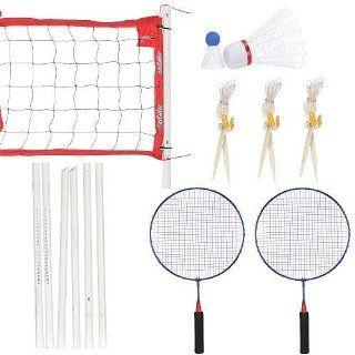 Stats Big Fun Badminton Set