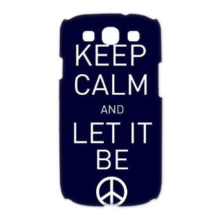 Custom The Beatles 3D Cover Case for Samsung Galaxy S3 III i9300 LSM 3481: Cell Phones & Accessories