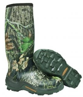 Muck Boots Woody Elite Stealth Premium Hunting Boot Mossy Oak Break Up Mens 5 6: Shoes