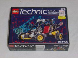 Lego Technic Baja Blaster 8818: Toys & Games