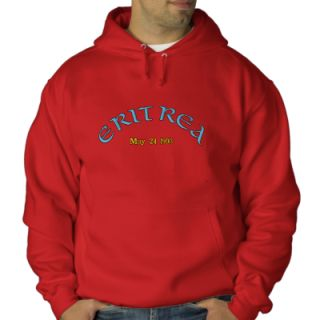 Eritrea May 24 Independence Day 1993 Hoody