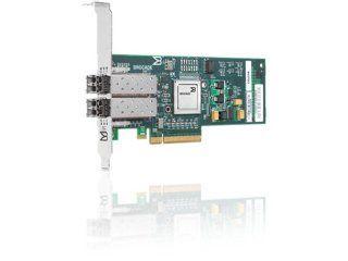 HP 82B 8Gb 2 port PCIe Fibre Channel Host Bus Adapter (AP770B). 82B PCIE 8GB FC DUAL PORT HBA. 2 x LC   PCI Express 2.0 x8   8 Gbps: Computers & Accessories