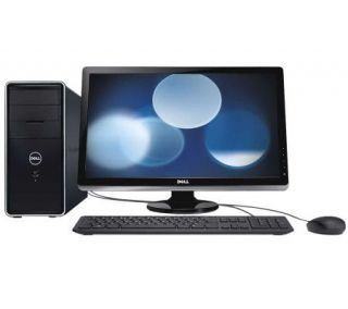 Dell 24   Desktop   Intel Core i5, 8GB RAM, 1TB HD —